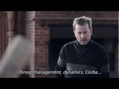 JavaZone are my new Corporate Video heros - this spoof of The Shining is fantastic - where did they even find the right carpet. When you're client says they want it to be funny and edgy show them this and see how committed they really are.
