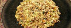 Stuffing Risotto Recipe | The Chew - ABC.com by Iron Chef Michael Symon
