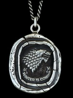 Talismen represent the various houses of Westeros.