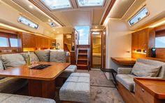 Hanse 455   Cruising World
