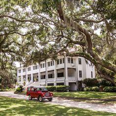 Greyfield Inn, Cumberland Island, Georgia - Best Seaside Cottage Rentals - Coastal Living