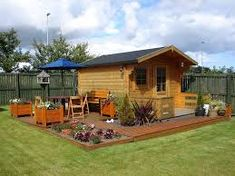 building a brick garden shed - storage shed kits 10 x 20 - free storage shed plans - shed plan 12 x 20 - free chook shed plans - Shed Building Plans, Building A Deck, Shed Plans, Garage Plans, Cabin Plans, House Plans, Free Standing Pergola, Storage Shed Kits, Wendy House