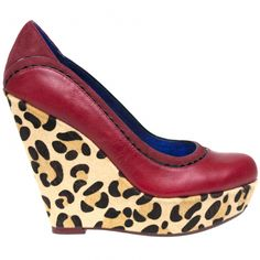 Irregular Choice   Womens   Poetic License   Poetic Licence Body Love - i need these.