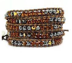 Victoria Emerson Wrap Bracelet $25