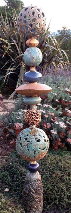Nessy Ceramics Totems More