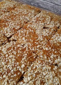 Ranteita myöjen taikinasa: Peltileipä (myös gluteenittomana) Yams, Bread Baking, Gluten Free, Homemade, Recipes, Healthy Breads, Food, Waiting, Baking