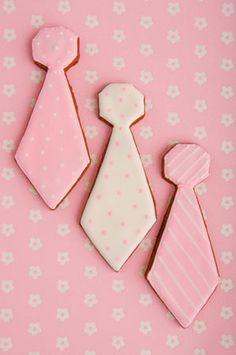 Tie Cookies :)
