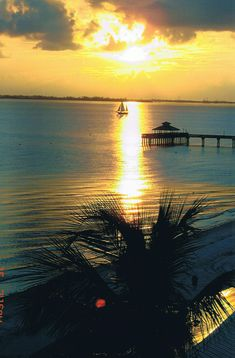 Ft. Myers Beach Florida: I think this is probably on top of Lani Kai. Anyway, beautiful view. At any given time, this is where I'd rather be.