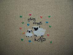 It's Daffycat: Free cross stitch