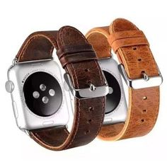 Belt Casual Lightweight Faux Leather Watch Band Pin Buckle Solid Soft Wristband Daily Two-pieces Accessories For Apple Home