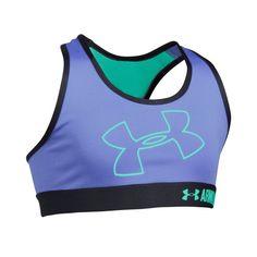 Under Armour Girl's Logo Armour Bra Athletic Outfits, Athletic Wear, Girls Sports Bras, Good Brands, Under Armour Kids, Soccer Shop, Kids Wardrobe, Girls Leggings, Sport Girl