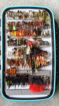 Nymph & Streamers Fly Box