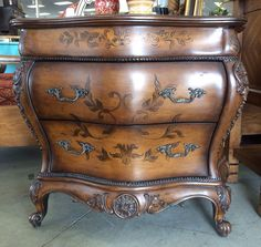 French  Provincial Bombay Chest by Pulaski by ProvincialbutFrench, $599.00