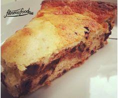 Low Carb Stracciatella Cheesecake