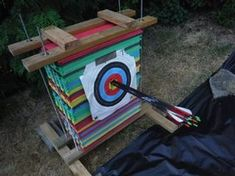 Picture of Ultra-Durable Foam Archery Target