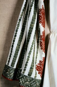 Bridal chemise Greek, 18th or 19th century Karpathos, Dodecanese, Astypalaia, Greece (detail of sleeve shown)