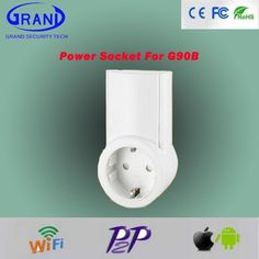 Secure your homeoffice at low cost from your smartphone with a gsm smart home automation wireless power socket for security alarm g90b wifi gsm alarm system app control for just 1978 solutioingenieria Image collections