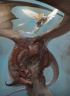 Fantasy Creatures - 40 Mind Blowing Fantasy Creatures  <3 <3