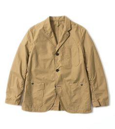 Nanamica X North Face Field Jacket