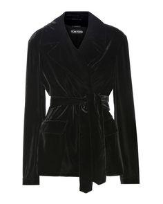 Tom Ford   Black Velvet Robe Jacket   Lyst