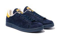 スタンスミスから待望の新作スニーカー発売、ヴィンテージのカレッジペナント色を採用の写真6