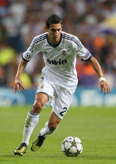Real Madrid - Angel Di Maria (Argentina)