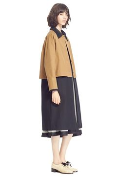 Isa Arfen Coat & Dress available at #Nordstrom $1195