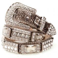 I love this company-- they also make these as dog collars for our spoiled four footed friends!  b.b. simon belt