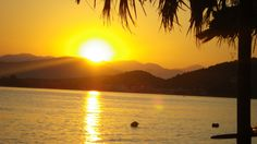 Sunset at Vivari, Nafplion