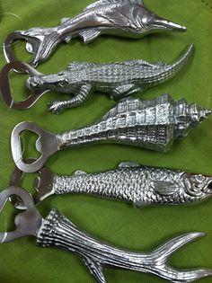 Arthur Court Bottle Openers ~ My Favorite Things ~ Tallahassee, FL ~ 800.983.2266