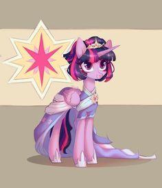 My Little Pony Cartoon, My Little Pony Twilight, Princess Twilight Sparkle, Mlp Fan Art, Pony Drawing, Sunset Photos, Equestria Girls, New Art, Anime