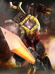 Grimlock Elite 2   by c16mkii