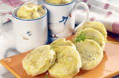 Recept na výborné hrníčkové knedle ze staršího pečiva – Hotové jsou raz dva! Dumplings, Mashed Potatoes, Pizza, Bread, Ethnic Recipes, Food, Basket, Cooking, Whipped Potatoes
