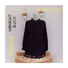 Saya menjual VIMALA Midnight Black seharga Rp295.000. Dapatkan produk ini hanya di Shopee! https://shopee.co.id/echt.mooi/764833696 #ShopeeID
