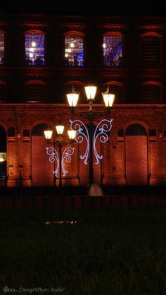 Manufaktura nocą... Świątecznie (02)
