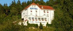 Tharandter Wald: schönster Wald Sachsens und heute auch Geopark - Hotel Bergschloesschen, Tharandter Wald, Sachsen - #deutschlandurlaub