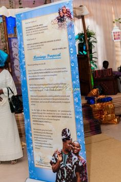 *** Nigerian Traditional Wedding, Proposal Letter, Acceptance Letter, Wedding Proposals, Nigerian Weddings, Wedding Prep, Letter Templates, Sample Resume, Pinterest Pin