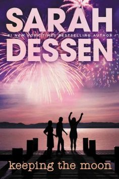 Be the first to read our new copy of Sarah Dessen's Keeping the Moon! You can find it in the YA / teen room!