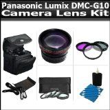 Price Compare Lens Kit Includes 52mm 3pc High Resolution Multi Coated Filter Kit + HD 2X Telephoto Lens + 4 piece Close-up Filter Set Includes +1 +2 +4 +10 + Deluxe Carrying Case + More For The Panasonic Lumix DMC-G10, DMC-G1, DMC-G2, DMC-GF2 DMC-GF3 Digital Camera The Cheapest - http://buyingmanual.com/price-compare-lens-kit-includes-52mm-3pc-high-resolution-multi-coated-filter-kit-hd-2x-telephoto-lens-4-piece-close-up-filter-set-includes-1-2-4-10-deluxe-carrying-case-more-f