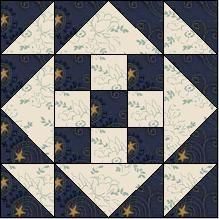 Block of Day for March 26, 2015 - Flying Diamond