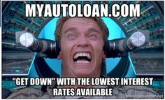 It's a crazy world out there. They should sell tickets or at least offer low interest rates! www.myautoloan.com