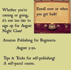 August Night Class