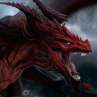 Dragon Vulom by Iren Bee on ArtStation.
