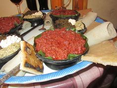 Kitfo: Addis Ababa, Ethiopia - my mouth is seriously watering!