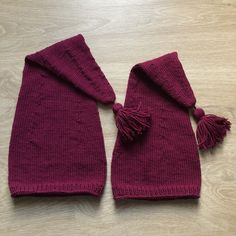 Julestrik nissehuer jul strik Crochet Pattern, Knit Crochet, Crochet Hats, Knitting Patterns Free, Free Knitting, Crochet Circles, Baby Store, Knitting For Kids, Designer Baby