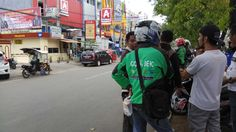 Polsek Panakkukang Mediasi Kesalahpahaman Driver Ojek Online vs Tukang Bentor