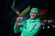 Gorenje Sport-Sponsoring – Peter Prevc holt Tournee-Gesamtsieg im Skispringen Ski Jumping, Jumpers, Skiing, Sky, Sports, Ski, Heaven, Hs Sports, Jumper