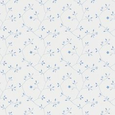 Welcome to Sandberg Wallpaper. We are a Swedish design company specialising in designer wallpaper and home accessories. Home Wallpaper, Wallpaper Backgrounds, Bedroom Wallpaper, Vintage Floral Wallpapers, Baby Fabric, Painted Boards, Blue Garden, Himmelblau, Watercolor Pattern