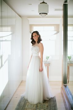 BHLDN Penelope Gown | photography by http://www.lisarigbyphotography.com