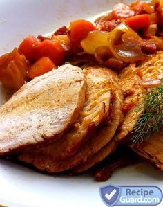 Pork chops with honey and ginger | Recipe Guard